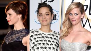 Szépségért jár az Oscar? Egyik jelölt szexibb, mint a másik!