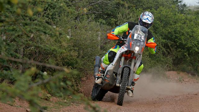 Toby Price idén először indult a Dakaron. Jó eséllyel dobogós lesz
