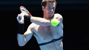 Nagyon megy a pólócserélgetés az Australian Openen