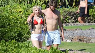Miley Cyrus és Patrick Schwarzenegger állítólag felveszik, ahogy szexelnek