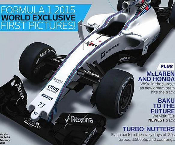 Williams-Mercedes FW37