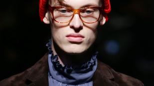 Szerencsétlen modellek – kacagjunk együtt a Gucci bemutatóján!