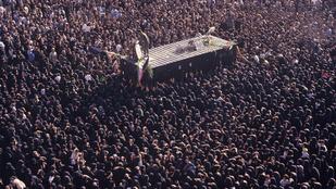Magyarországnyi tömegek is nyomorogtak egy helyen