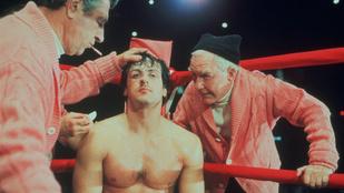 Rocky útját követték, belebotlottak Stallonéba
