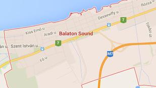 Hurrá! Itt egy új város, Balaton Sound!