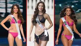 29 szexi kép a Miss Universe-nőkről