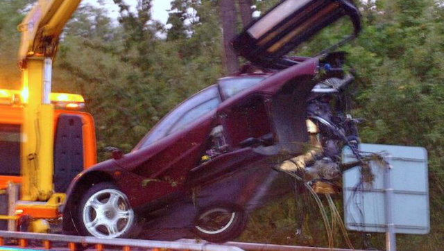 Atkinson McLarenje a 2011-es baleset után