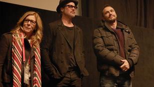 Brad Pitt váratlanul és egyedül ment a Sundace-re
