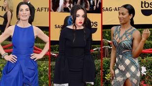 10 jó színésznő, aki néha bénán öltözik fel. Pl. tegnap