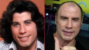Emlékezzünk meg John Travolta csodálatos hajáról!