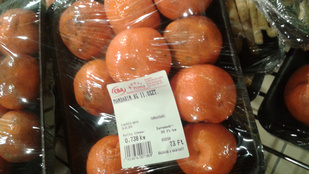 Tovább árulja a rohadt gyümölcsöt a CBA