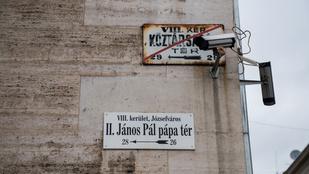 Ezeket az utcákat akarják átnevezni Budapesten