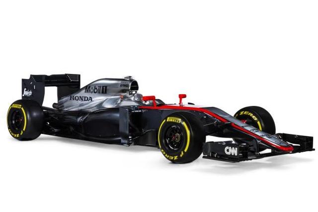 McLaren-Honda MP4/30