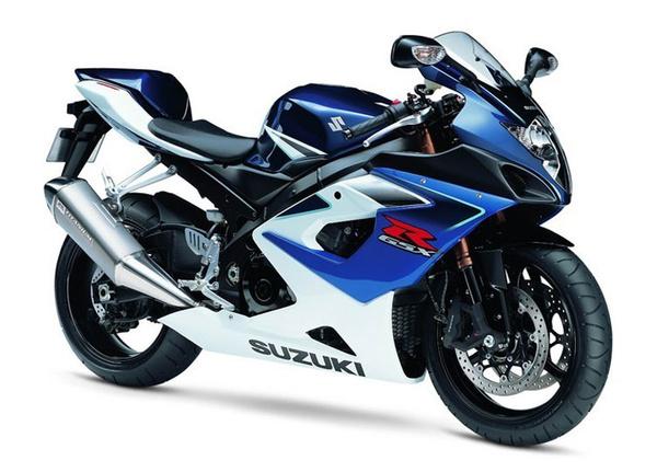 2005 óta nem változott gyökeresen a GSX-R1000