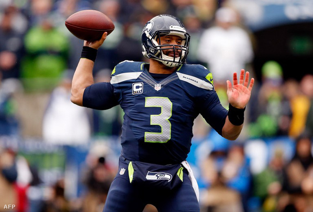 A seahawksos Russell Wilson