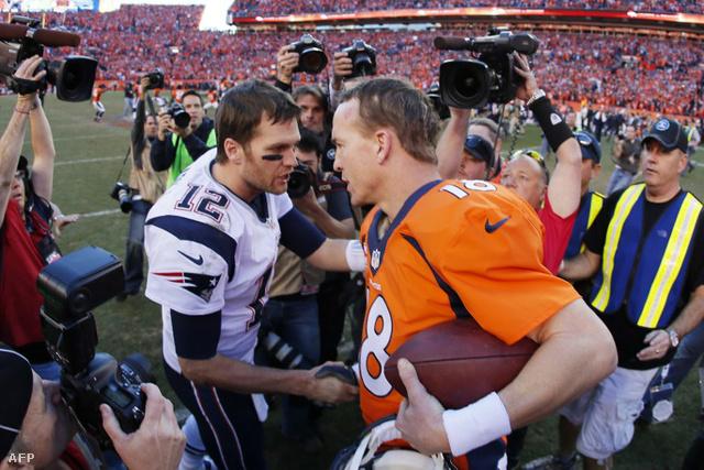 Tom Brady és Peyton Manning
