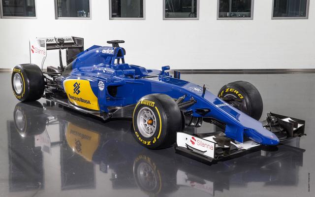 Sauber-Ferrari C34