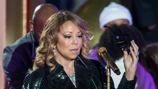 Mariah Carey playbackelt, és durván elcseszte