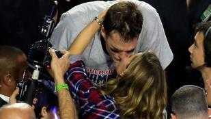 Gisele Bündchen férje nyerte a Super Bowlt