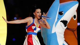 Minden, amit látnia kell Katy Perry Super Bowlos fellépéséről