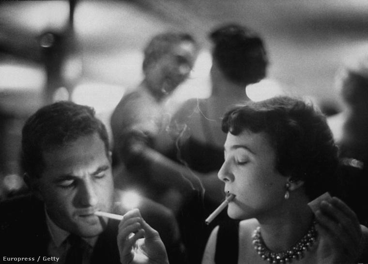 tüdőváltozások azoknál az embereknél, akik leszoktak a dohányzásról