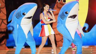 Mém lett Katy Perry bal cápájából
