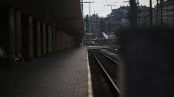 Mától két hétig zárva van a Déli pályaudvar