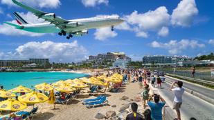 Ezek a világ legveszélyesebb repülőterei