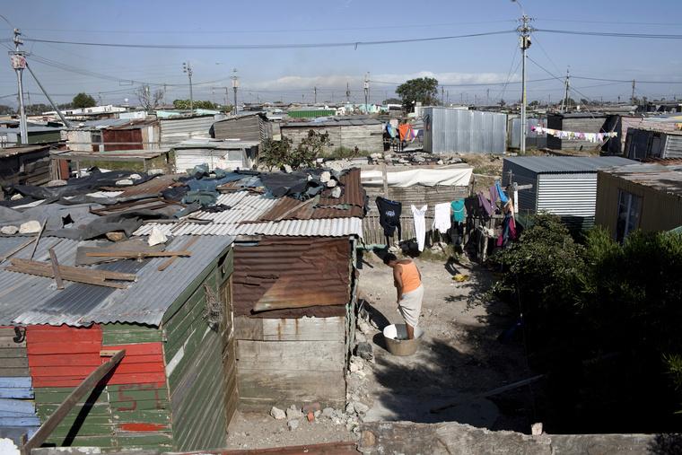 A brutális gyilkosság Cape Town egyik külvárosában történt