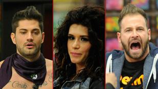 VV7: Dennis, Fanni és Laci lehetnek az első háromban