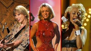 Tessék, néhány jó kis fotó a régi Grammykről