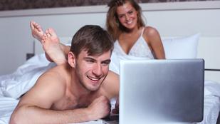 A közös pornónézés csak jó lehet