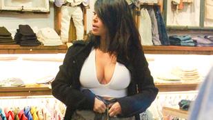 Kardashian prosztóbb volt, mint eddig bármikor