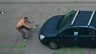 Sokkoló felvétel egy brutális autós üldözésről Ausztráliában