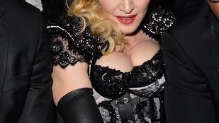 Ezeket a képeket még muszáj látnia Madonnáról