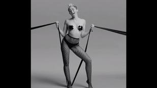 Miley Cyrust megszivatták a pornójával