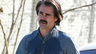 Ilyen lesz Colin Farrell a True Detective új évadában