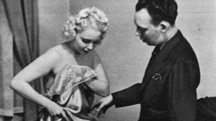 Így tanították a sztriptízt a 30-as években