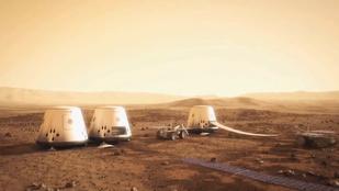 Ők hárman talán a Marson halnak meg