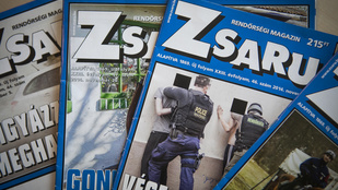 A Zsaru Magaziné vagy egy versé a cím?