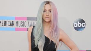 Ilyen lehet, amikor Kesha a WC-n ül