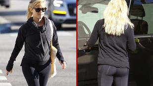 Reese Witherspoon feneke hónapok óta jógázik