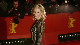 Cate Blanchett a leglazább sztár Berlinben