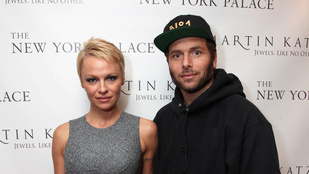 Pamela Anderson és Rick Salomon válnak
