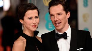 Benedict Cumberbatch megnősült