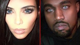 Kék szemmel büntetnek Kardashianék