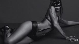 Rihanna is 50 szürke árnyalatát játszik