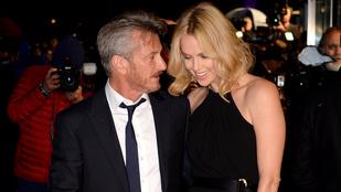 Charlize Theron és Sean Penn még mindig nagyon szerelmesek