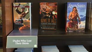 Ekkora könyvesbolti trollkodást még nem látott