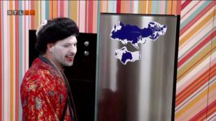 VV Robin nem tudja, hol van Ausztrália